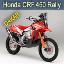 Honda CRF 450 Rally >> DAKAR